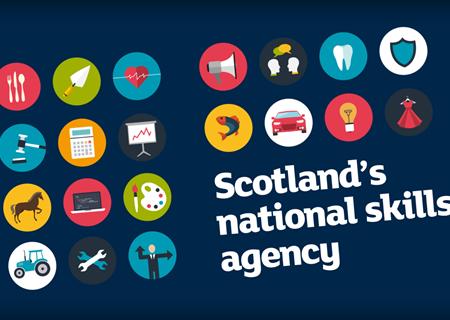 Scotland's national skills agency | Skills Development Scotland