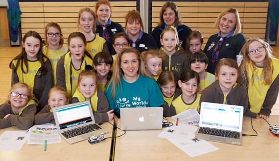 Highland group gains digital skills