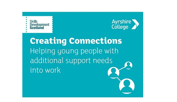 Creating Connections event returns to Kilmarnock